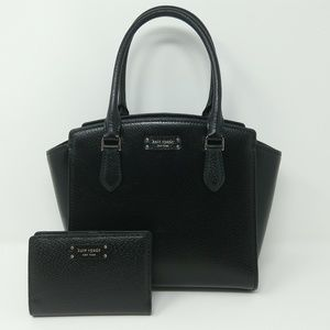 Kate Spade Jeanne Satchel and Wallet Set (NWT)